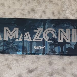 Face Candy Amazonia Palette